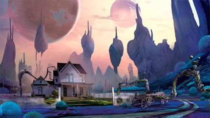 Remember Myst and Riven? Cyan Kickstarter to Fund New Game Obduction