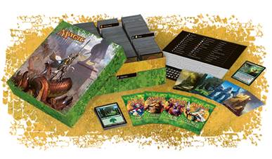 Bringing a Hobby to Life With Wizards' M:tG Holiday Gift Box