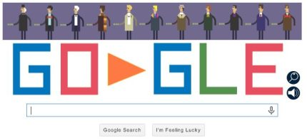Google Doodle Celebrates Doctor Who's 50th Anniversary