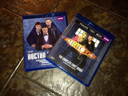 Win a Doctor Giveaway: The Ninth Doctor