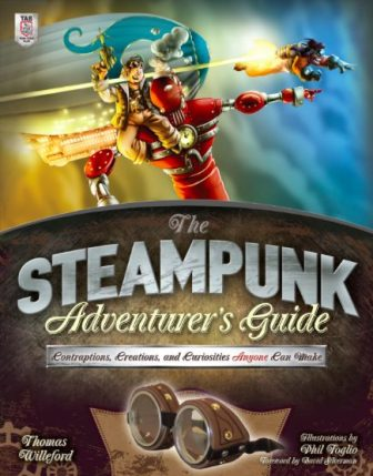 Get Suited Up! — The Steampunk Adventurer's Guide