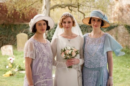 Downton Abbey Costumes Coming to Delaware's Winterthur Museum