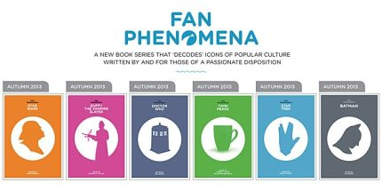 Fan Phenomena: A Book Series for More Than Just Fans