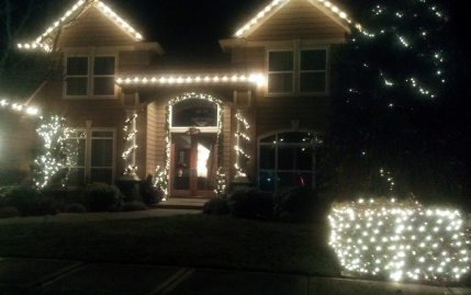 GeekMom Holiday Traditions: Christmas Light Geekiness