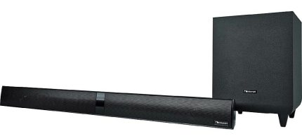Nakamichi 2.1 Soundbar with Wireless Subwoofer Review