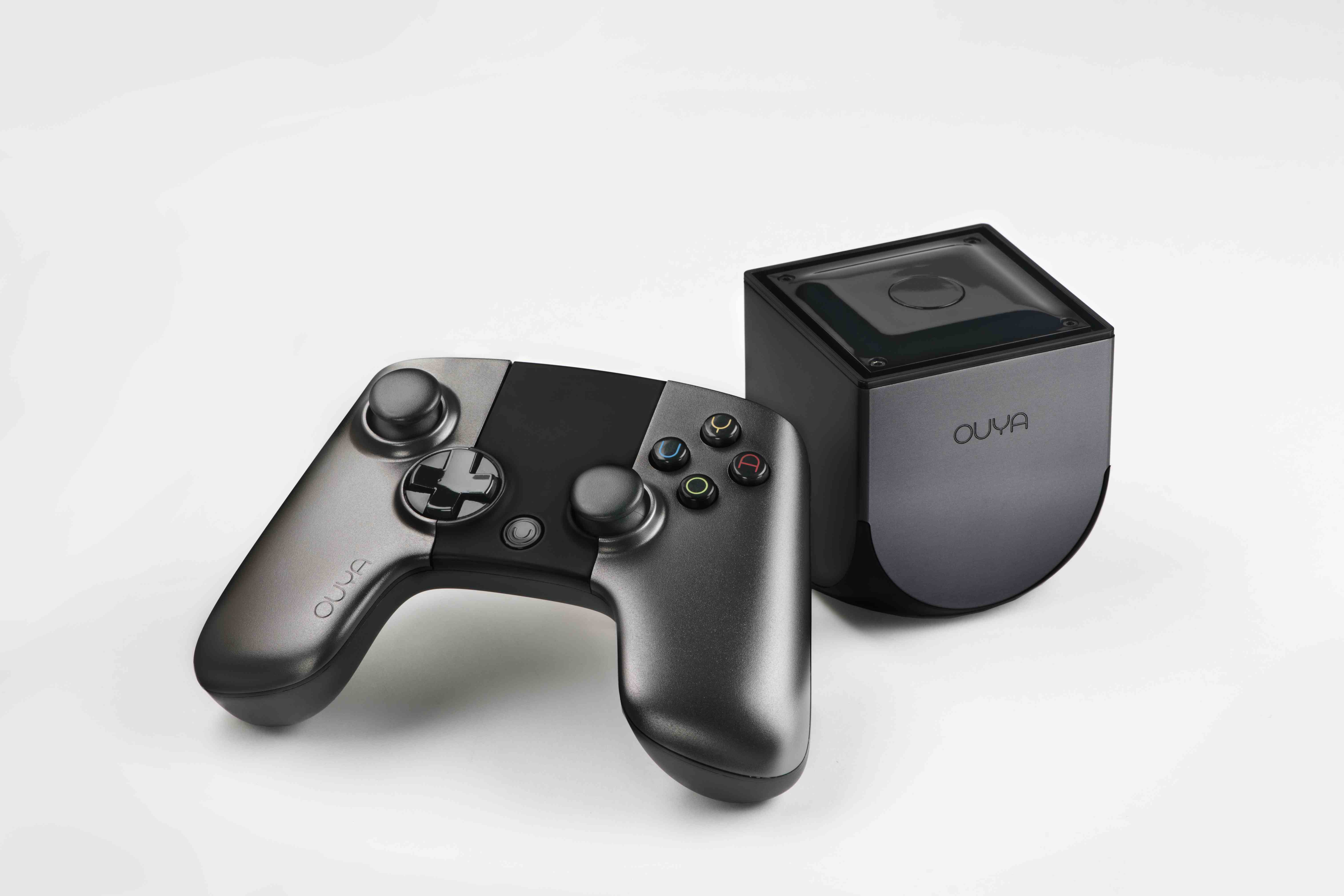 Win an OUYA Gaming System for the Holidays!