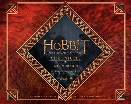 Review: The Hobbit: The Desolation of Smaug Chronicles: Art & Design