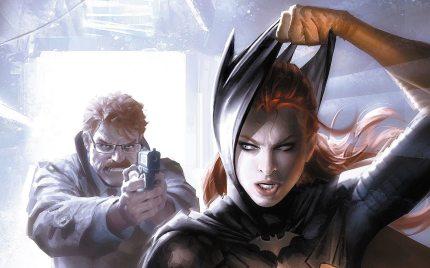 GeekMom: Comic Book Corner–Batman, Batgirl, and Harley Quinn