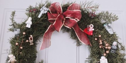 GeekMom Holiday Traditions: Make a Geeky Christmas Wreath