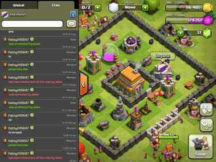 Clash of Clans as an Extension of Cabin Fever-Fuelled Sibling Rivalry
