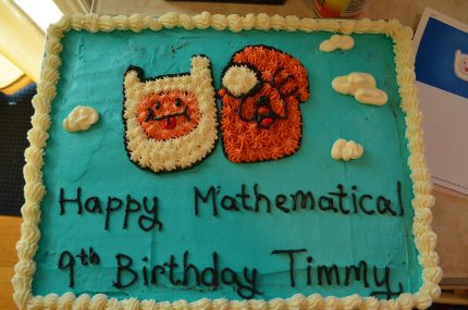 Our DIY Adventure Time Birthday Party