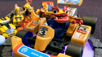 Skylanders 4 Could Be Karting Game?