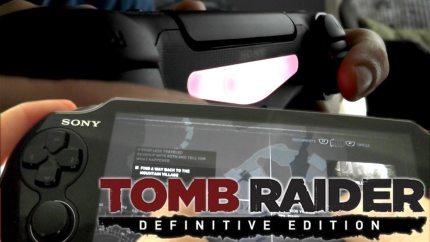Tomb Raider Definitive Edition Shines on PlayStation 4