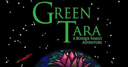 Green Tara: Sci-Fi Eco Adventure