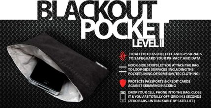 Scottevest Protects Your Data With Their Blackout Pockets