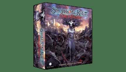 Kickstarter Tabletop Alert: Shadowrift: Archfiends