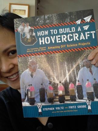 How to Build a Hovercraft: a Book for the Home Scientist