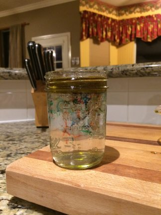 Pinbusted or Pintrusted: Fireworks in a Jar