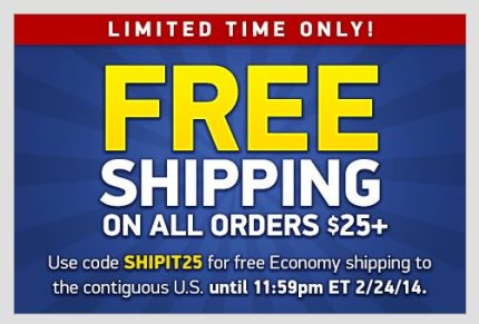 ThinkGeek Free Shipping Promotion