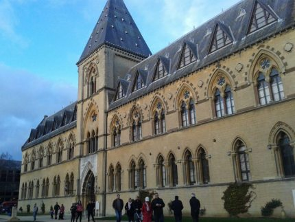 Geeky Oxford–Meeting Dinosaurs and Dodos at The Oxford University Museum of Natural History