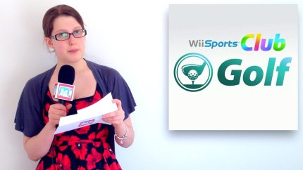 Wii Sports Club Golf Wins Family Game of 2013
