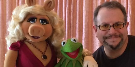 It's Time to Meet (and Interview) the Muppets!