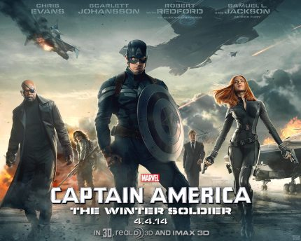 Scarlett Johansson and Cast Talk Captain America: The Winter Soldier