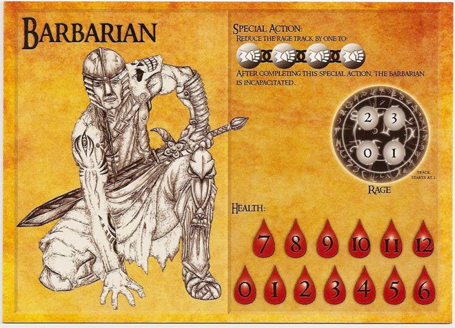 Catacombs Barbarian