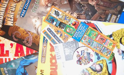 5 Reasons Every Mom Should Take Advantage of Free Comic Book Day