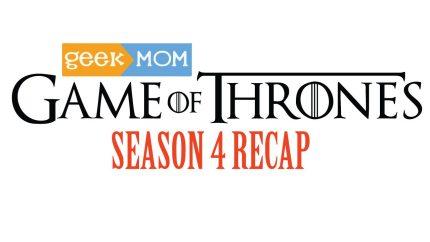 GeekMom Game of Thrones Recap is Back!