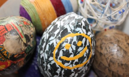 5 Geeky Paper-and-String Easter Egg Ideas