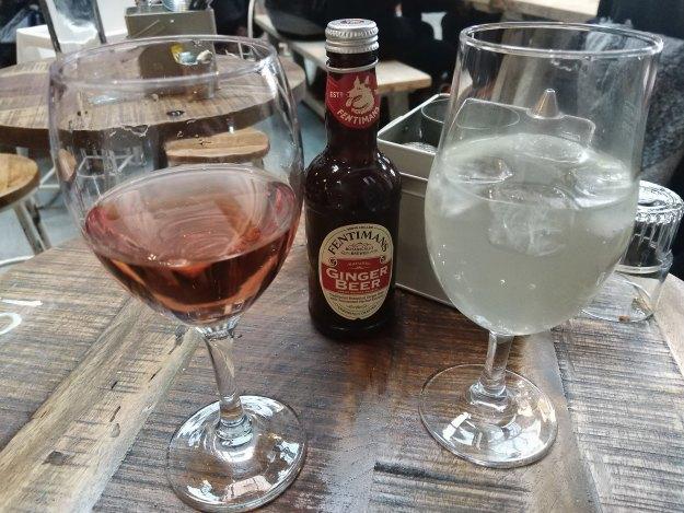 Stockport Produce Hall Drinks