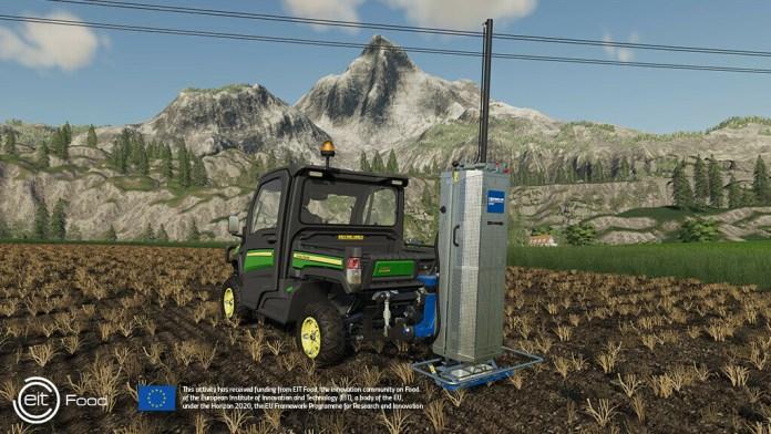 Precision Farming Pack για το Farming Simulator