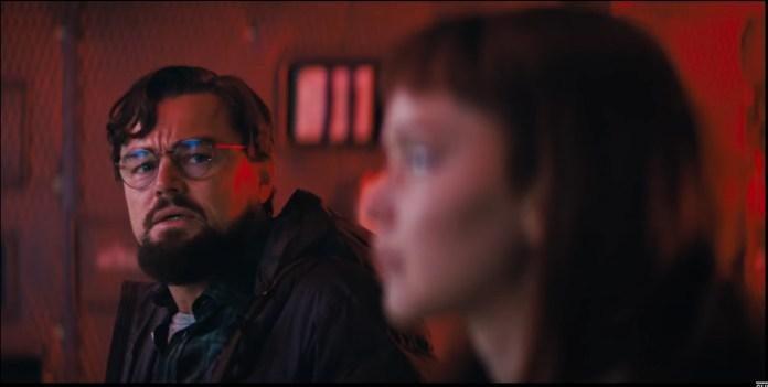 Leonardo DiCaprio και Jennifer Lawrence στο Don't Look Up