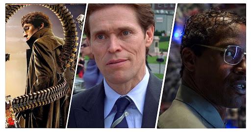 Χαρακτήρες από τις προηγούμενες εκδοχές του Spider-Man εμφανίζονται στη νέα ταινία