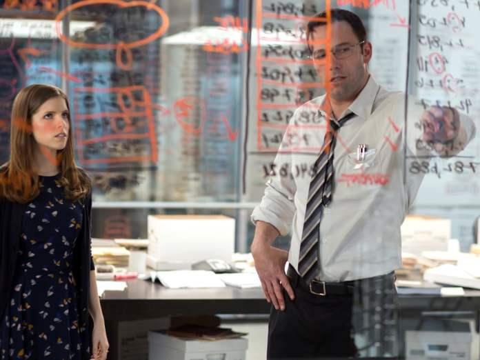 Anna Kendrick και Ben Affleck στο The Accountant (2016)