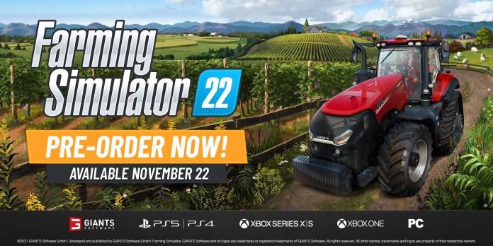 Το Farming Simulator 22 έρχεται στις 22 Νοεμβρίου