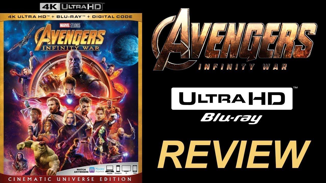 Avengers: Infinity War In-Depth Review - Geekdom-MOVIES!