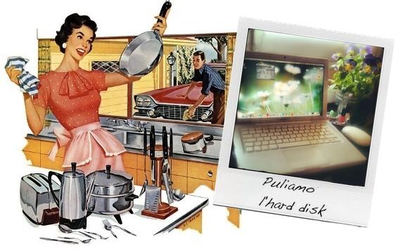 liberare spazio sull'hard disk del mac