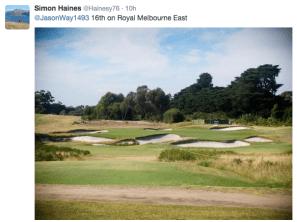RoyalMelbourneE16-SimonHainesTwitter