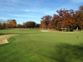 #2 - Simply a magnificent course to play amidst autumn's colors.