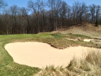 #15 - Once in these bunkers, it is difficult to get out to safety