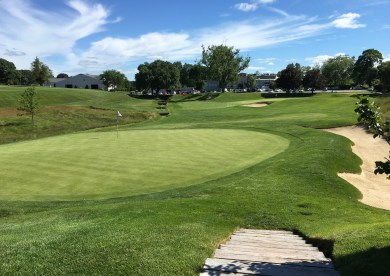 #3 - Par 3 - From the 4th tee back