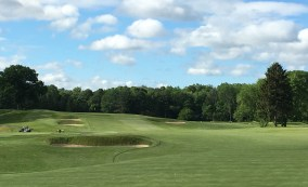 #1 - Par 5 - Fairway left