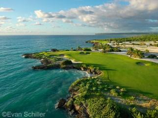 12th at Punta Espada Golf Club