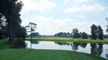 Chicago Golf Club #10 (photo by GolfTripper, on Twitter @ItinerantGolfer)