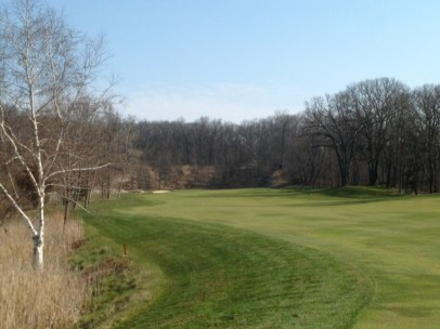 #8 - Left side of the fairway, just over the water