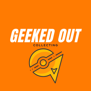 Geeked Out Collecting Pokemon