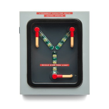 flux-capacitor-wall-charger