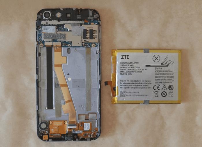 Akkumulyator-Android-Phone-ZTE-X7